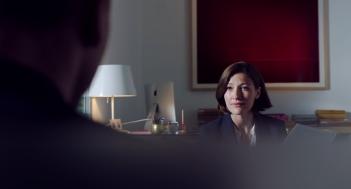 T2: Trainspotting 2 - Kelly Macdonald in un'immagine del trailer del film