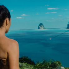 Wonder Woman: Gal Gadot in una scena del nuovo trailer