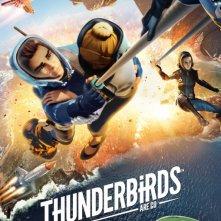 Thunderbirds Are Go!: la locandina della nuova stagione