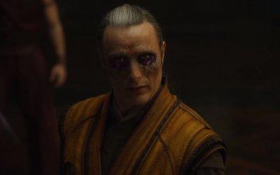 Mads Mikkelsen è Kaecilius in Doctor Strange:  A me gli occhi!