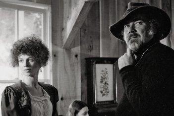 Robert Altman e Julie Christie