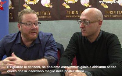 Trolls: video intervista ai registi dal ViewConference 2016