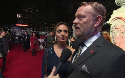 The Crown - Intervista a Jared Harris