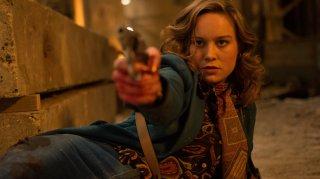 Free Fire: Brie Larson in una scena del film