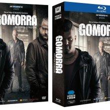 Le cover home video di Gomorra - Stagione 2