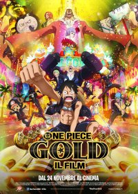 One Piece Gold – Il film in streaming & download