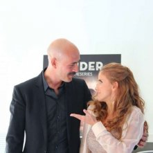 Chiara Iezzi e Gianmarco Tognazzi presentano Under The Movie