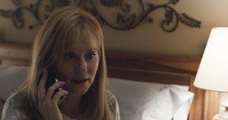 Sully: Laura Linney in una scena del film