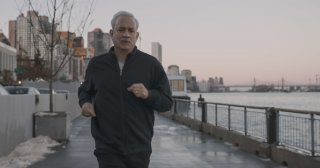 Sully: Tom Hanks in un'immagine del film