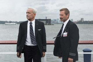 Sully: Tom Hanks e Aaron Eckhart nel film di Clint Eastwood
