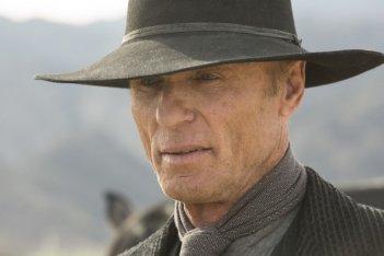 Westworld: Ed Harris nell'episodio The Adversary