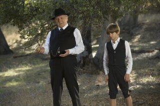 Westworld: Anthony Hopkins e Oliver Bell in The Adversary