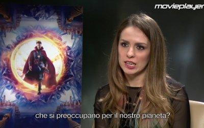 Doctor Strange: Video intervista a Rachel McAdams