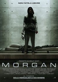 Morgan in streaming & download