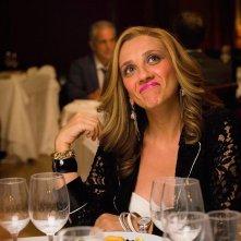 Poveri ma ricchi: Lucia Ocone in una delle prime immagini del film