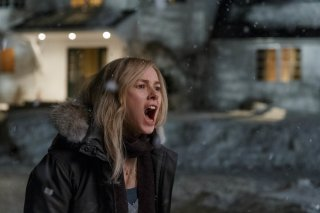 Shut In - L'inganno: Naomi Watts urla in una scena del film