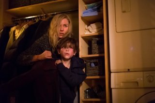 Shut In - L'inganno: Naomi Watts e Jacob Tremblay in un momento del film