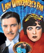 Locandina di Il ventaglio di Lady Windermere