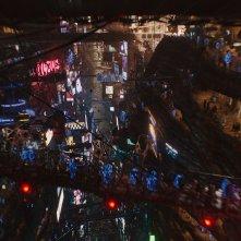 Valerian e la città dei mille pianeti: una spettacolare foto del film