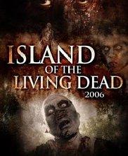Locandina di L'isola dei morti viventi