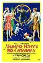 Locandina di Madame Doesn't Want Children