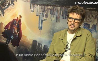 Doctor Strange: Video intervista a Scott Derrickson
