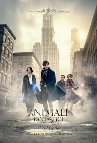 Animali fantastici e dove trovarli in streaming & download