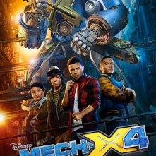 Locandina di Mech-X4
