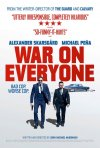 Locandina di War On Everyone