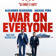 Locandina di War On Everyone