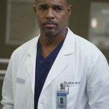 Grey's Anatomy: l'attore Jason George in una foto di Undo