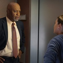 Grey's Anatomy: James Pickens Jr. ed Ellen Pompeo in Undo