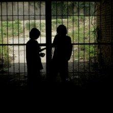 I Cormorani: Samuele Bogni e Matteo Turri insieme in un'immagine tratta dal film
