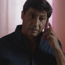 L'amore rubato: Emilio Solfrizzi in una scena del film