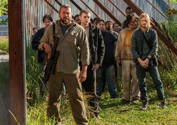 The Walking Dead: Norman Reedus e Austin Amelio in Al tuo servizio