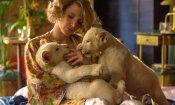 The Zookeeper's Wife: le prime foto del film con Jessica Chastain