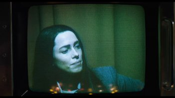 Christine: Rebecca Hall in un'immagine del film