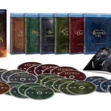 Il cofanetto di Middle Earth Collection