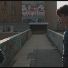 Jesús: Nicolás Durán in un'immagine tratta dal film