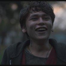 Jesús: Nicolás Durán in un momento del film