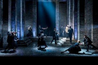 Kenneth Branagh Theatre Company - Romeo e Giulietta: una scena dello spettacolo