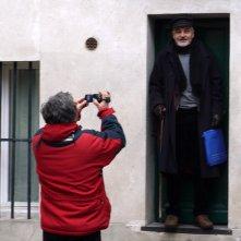 La felicità umana: Maurizio Zaccaro in un'immagine del suo documentario