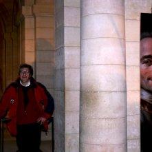 La felicità umana: Maurizio Zaccaro in un'immagine del documentario da lui diretto