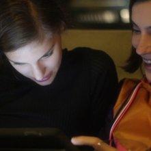 Las lindas: Melisa Liebenthal in una scena del suo documentario