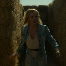 Lavender: Abbie Cornish in un concitato momento del film