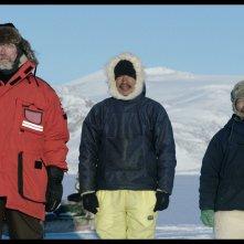 Le voyage au Groenland: François Chattot in una scena del film