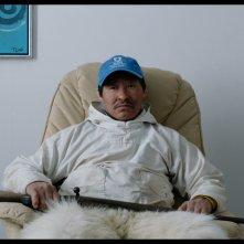 Le voyage au Groenland: una scena del film