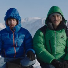 Le voyage au Groenland: Thomas Blanchard e Thomas Scimeca in un'immagine del film