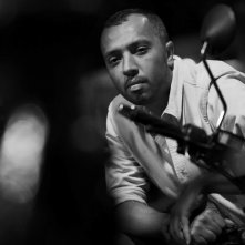 Les derniers parisiens: il regista Hamé Bourokba in una foto promozionale del film