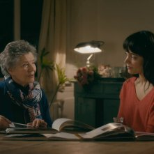 Marie et les naufragés: Emmanuelle Riva e Vimala Pons in una scena del film